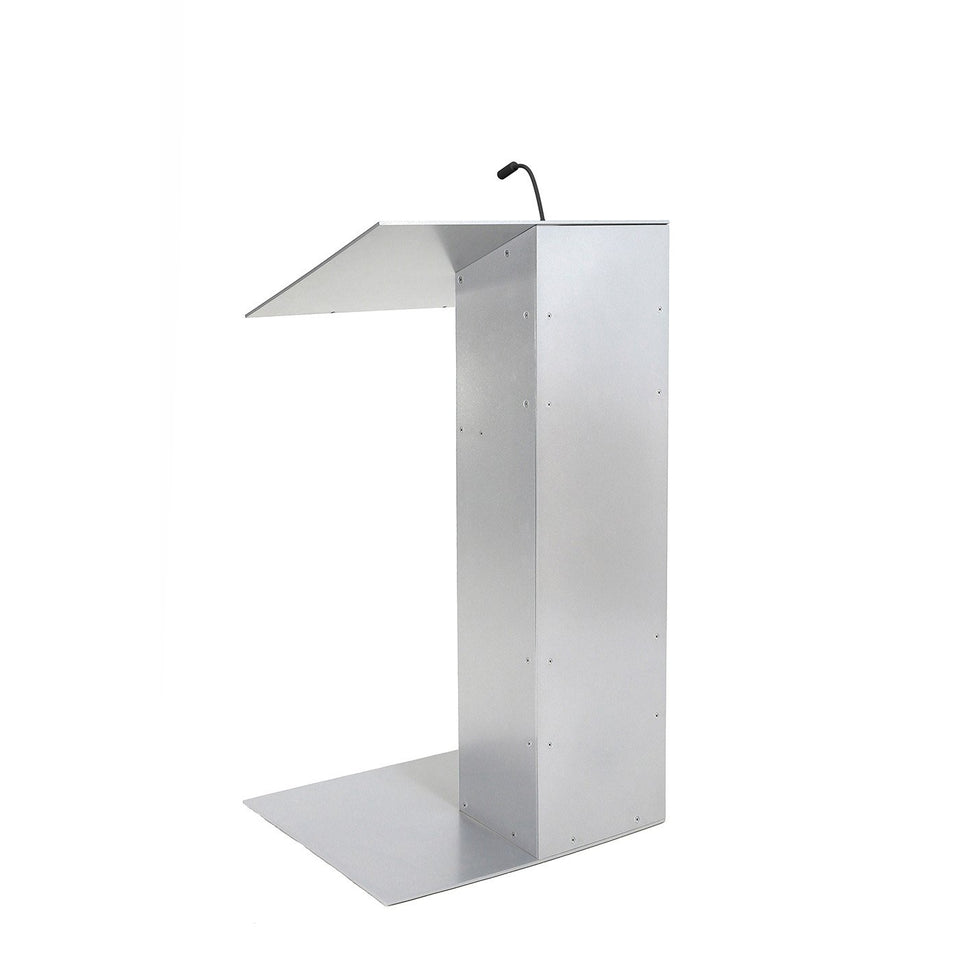 K1 lectern / podium from Urbann Products side view