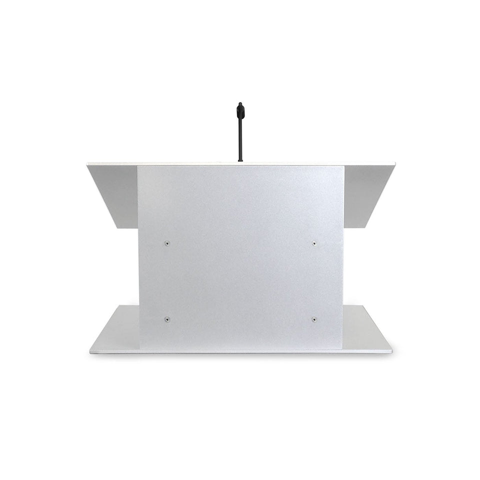 K8 Tabletop lectern / podium from Urbann Products front view