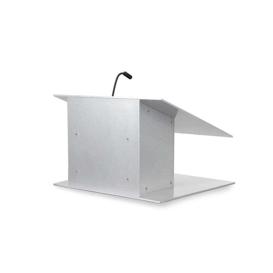 K8 Tabletop lectern / podium from Urbann Products side view