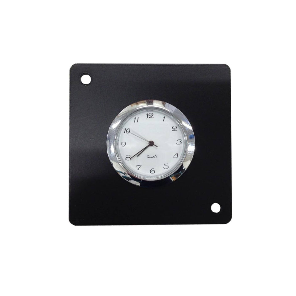 Clock module for lectern / podium by Urbann - front view