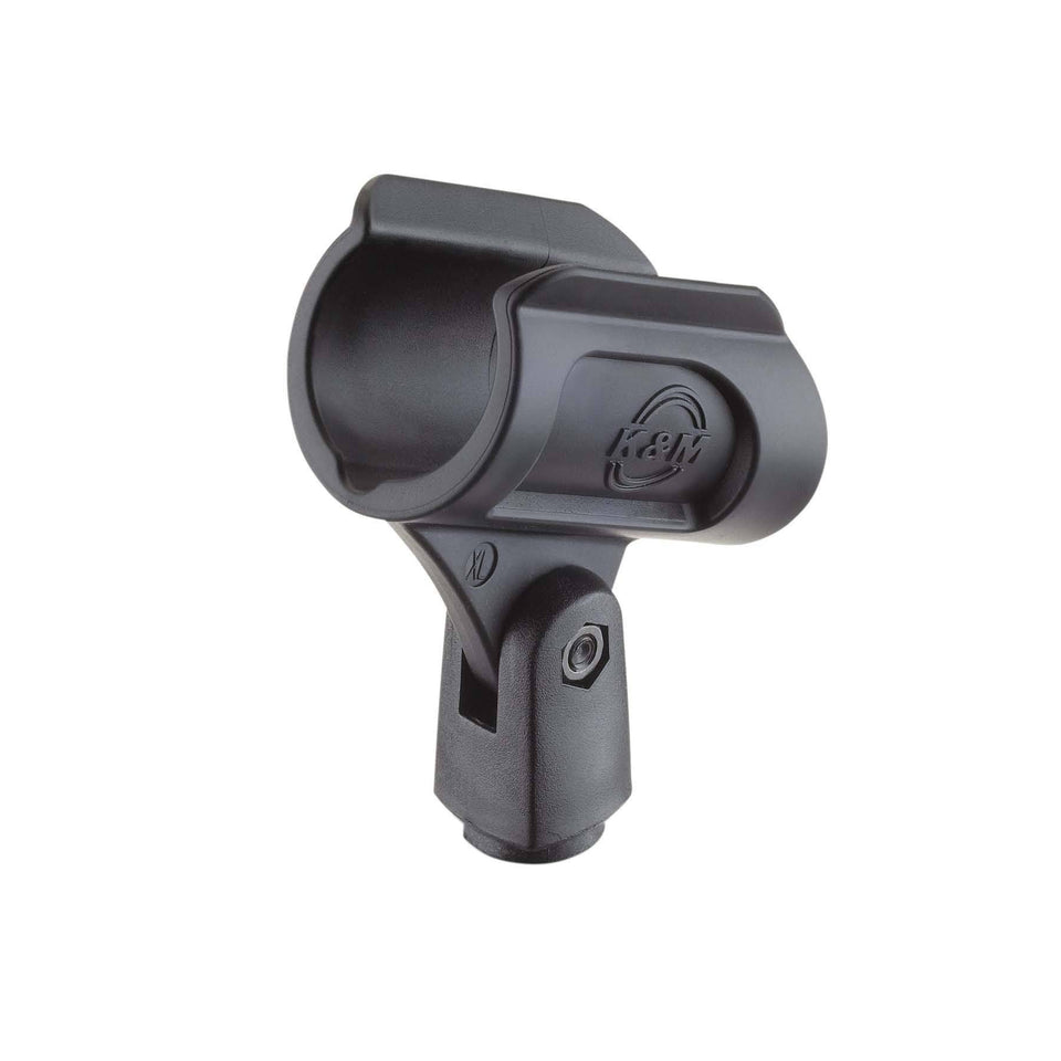 Microphone holder for lecterns - German made König & Meyer Clip