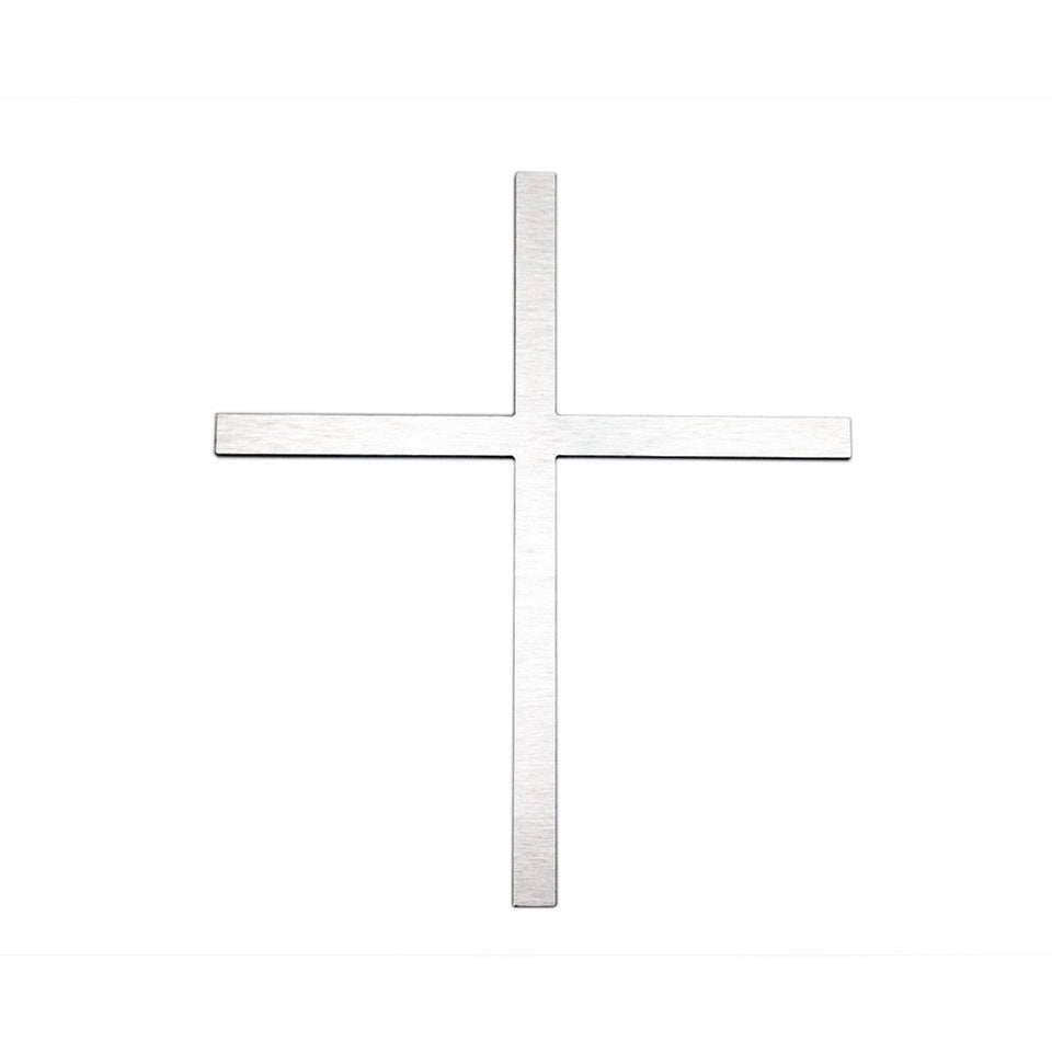 Modern aluminum X2 cross by Urbann