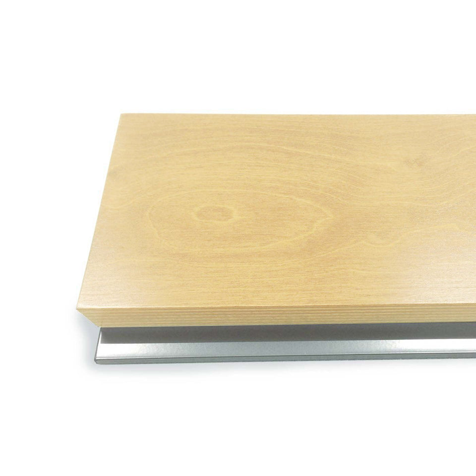 Y5 lectern / podium from Urbann Products - Natural wood - detail
