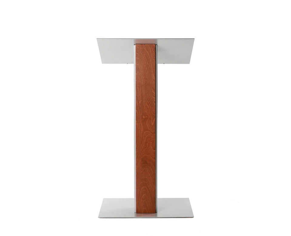 Y5 lectern / podium from Urbann Products front view