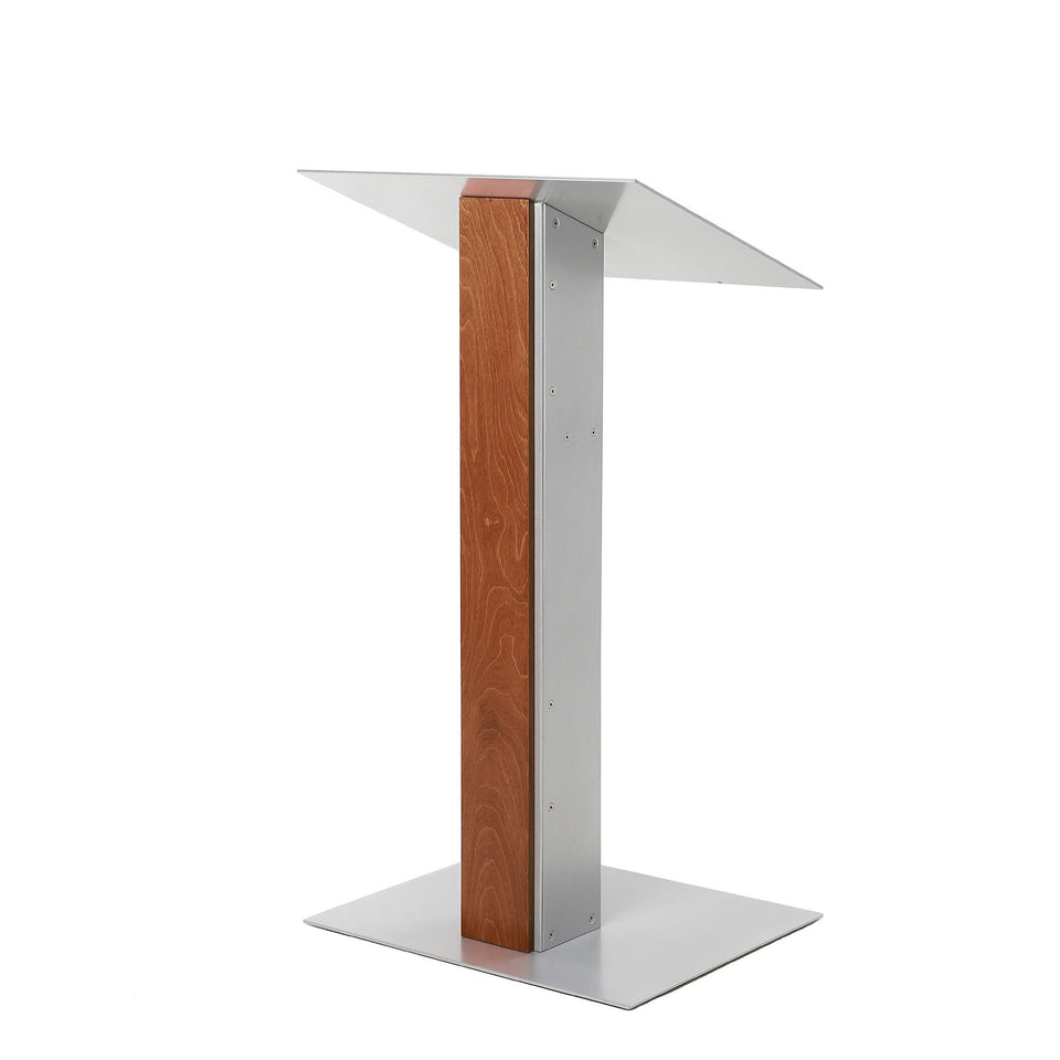 Y5 lectern / podium from Urbann Products - Whisky - side view
