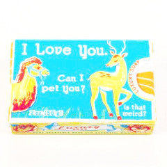 I Love You, Can I Pet You? - Luxury Soap
