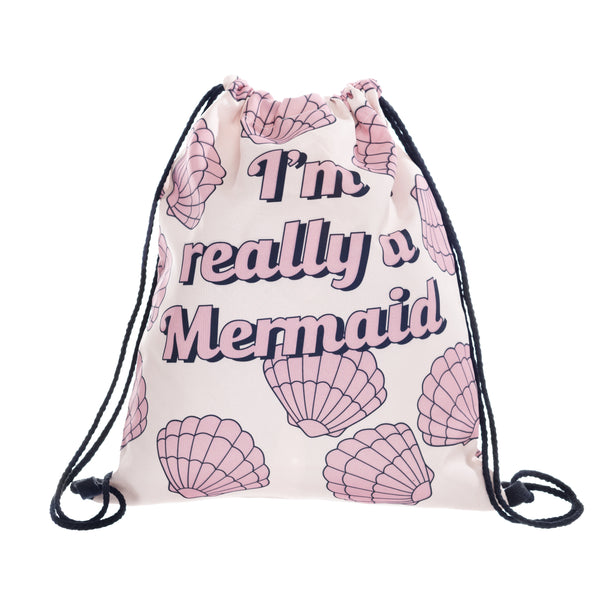 I'm really a mermaid bag