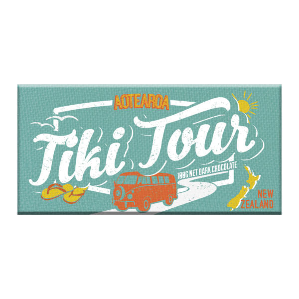 Tiki Tour Dark Chocolate