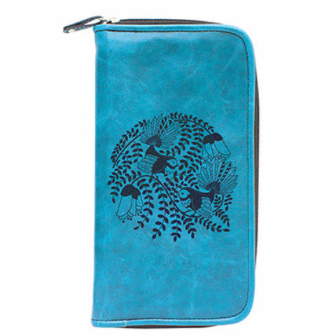 Travel wallet - Fantail