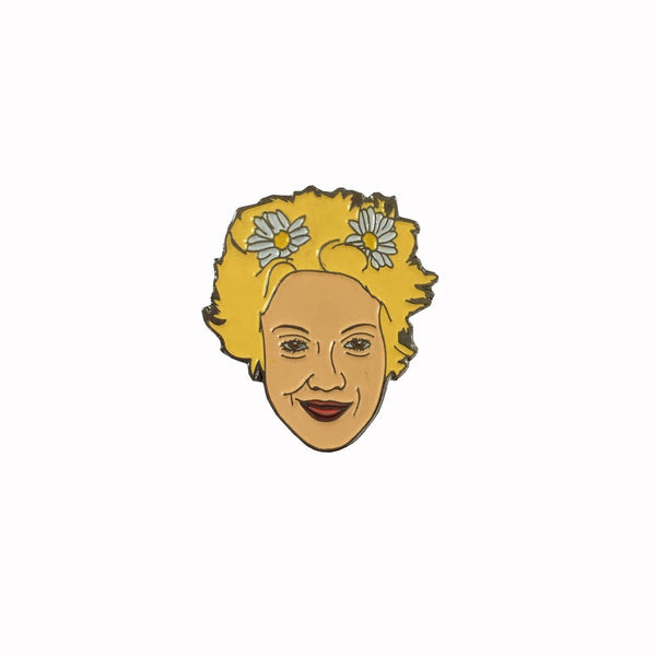 90's Drew Barrymore Pin