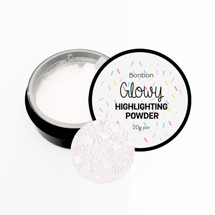 Glowy Strobe Effect Highlighter