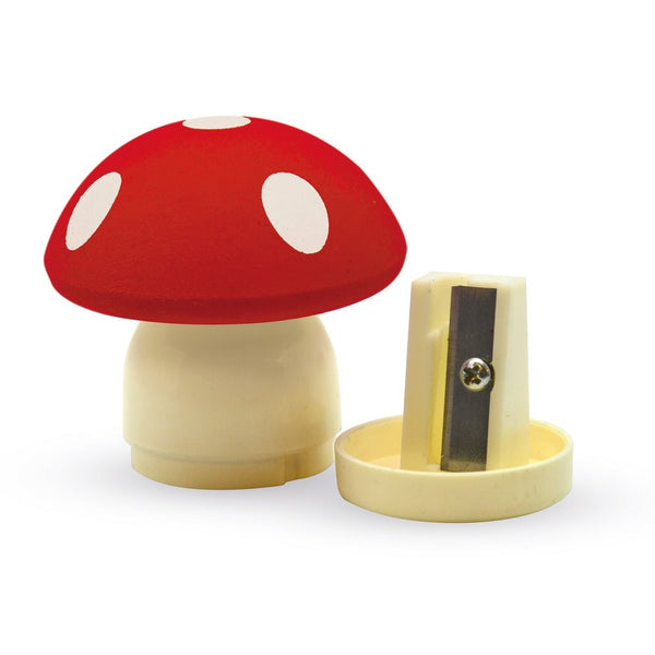 Magic Mushroom Eraser with Sharpener