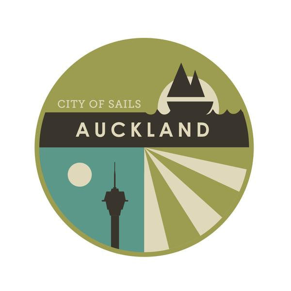 Auckland Patch