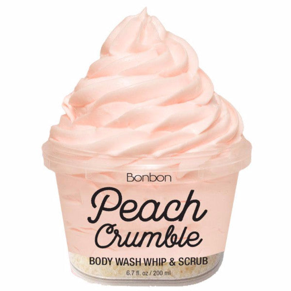 Peach Crumble Body Wash