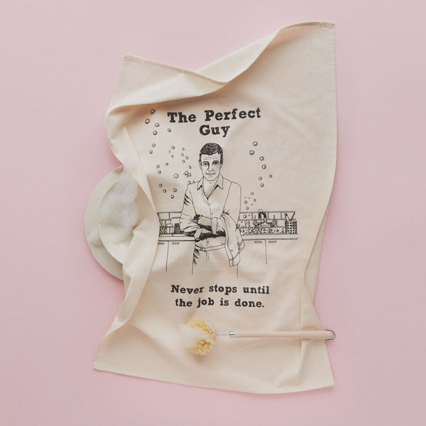 The Perfect Guy Tea Towel