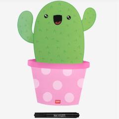 Cactus Magnetic Whiteboard