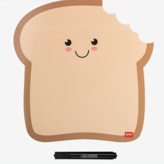 Toast Magnetic Whiteboard