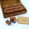 Upper Case Alphabet Stamp Set
