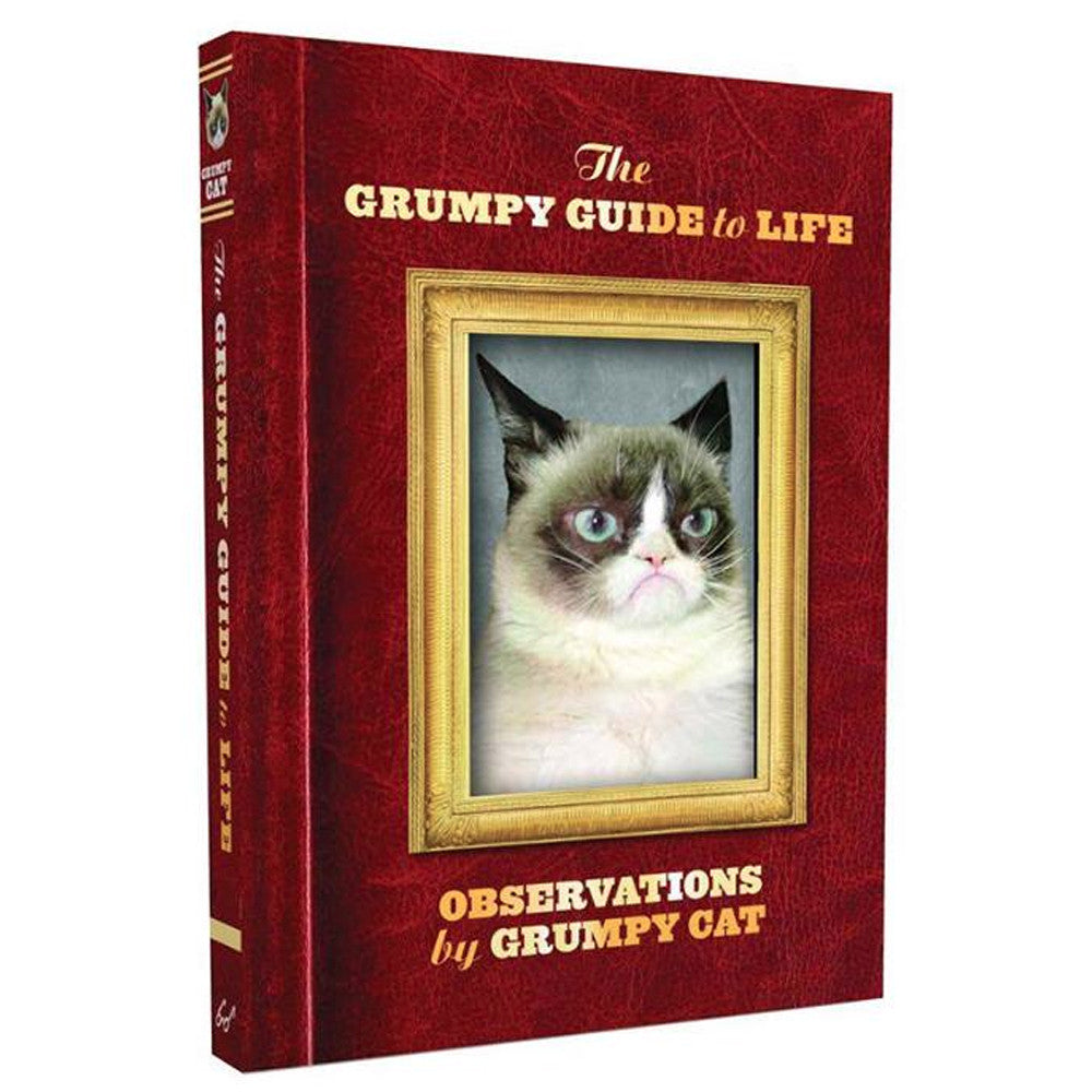 Grumpy Cat Guide to Life