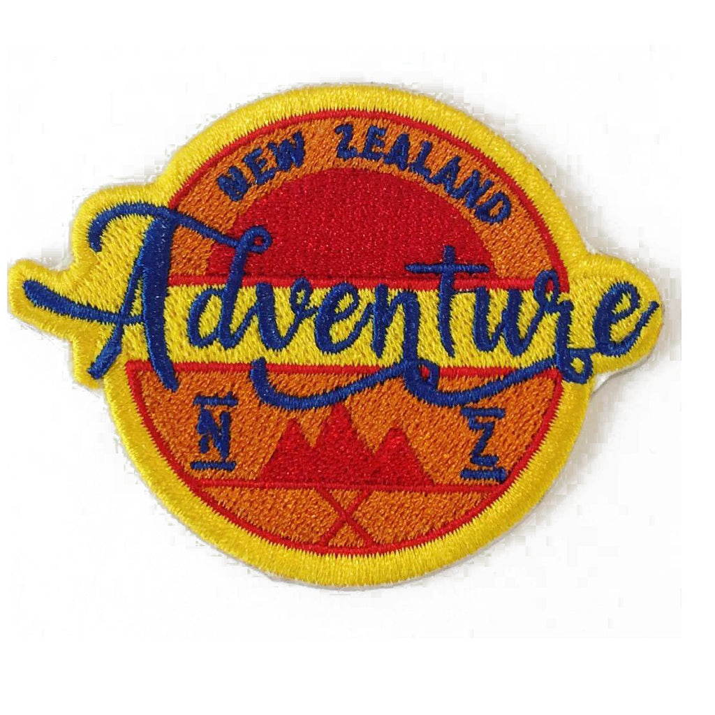 New Zealand Adventure Patch