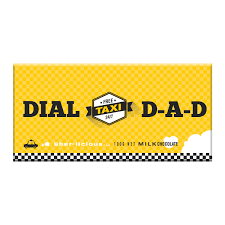 dial dad chocolate