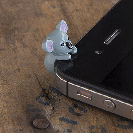 Earphone cap - Koala