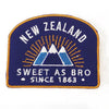 New Zealand Sweet As Patch
