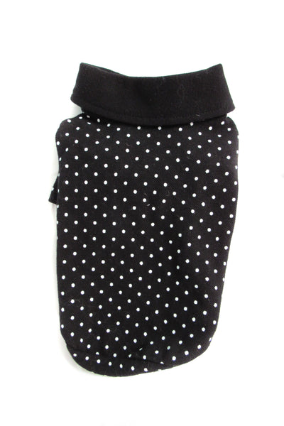 Black & White Dots Shirt