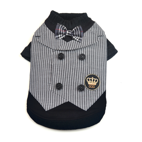 Black Dapper Vest