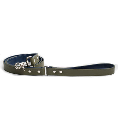 Olive Green Leash