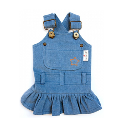 Blue Denim Lulu Dress