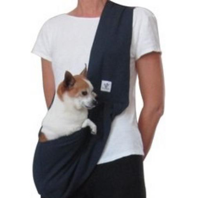 Navy Blue Dog Sling