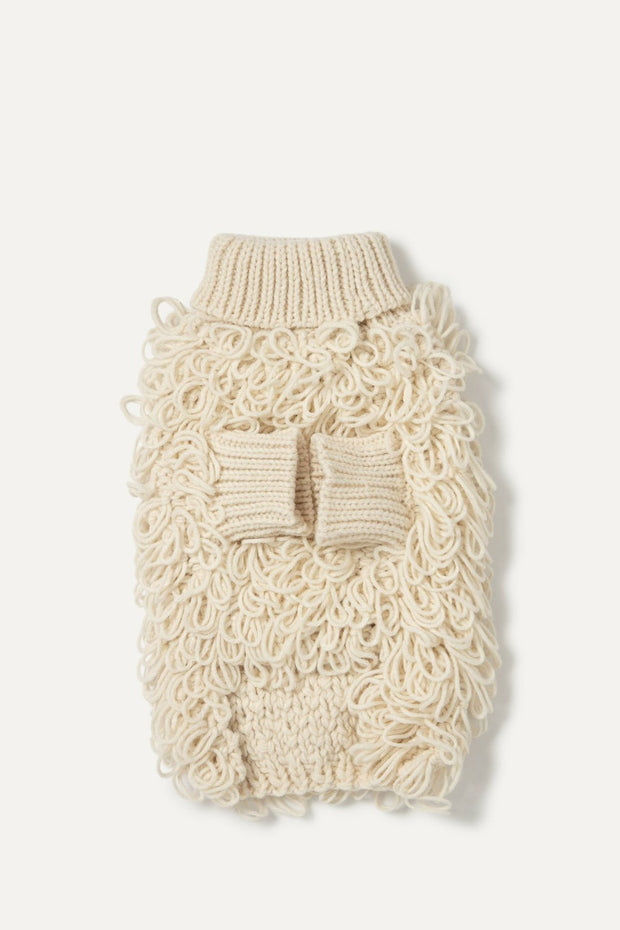 Curly Knit Jumper