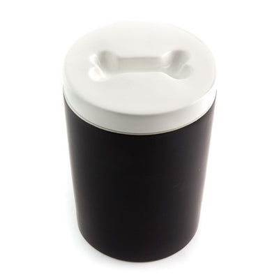 Black Bone Treat Jar
