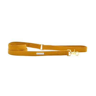 The Mustard Leash