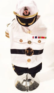 Yacht Admiral Costume