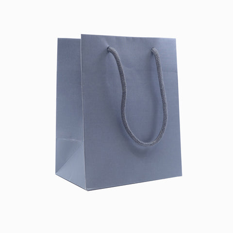 Medium Gift Bag-Charcoal - Amber Packaging