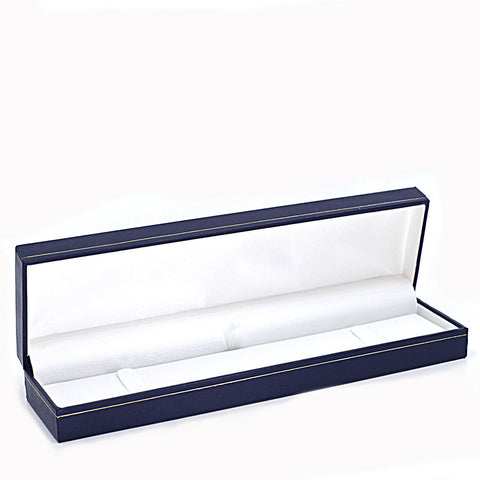 Bracelet Box w/ Gold Trim, Prime Collection - Amber Packaging