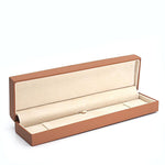 Bracelet Box Wood Framed, Retro Collection - Amber Packaging