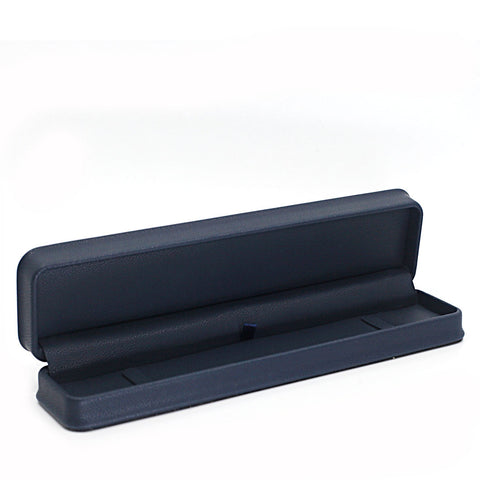 Bracelet Box Leatherette, Midnight Collection - Amber Packaging