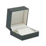 Earring/Pendant Box w/ Rigid Sleeve, Serene Collection - Amber Packaging