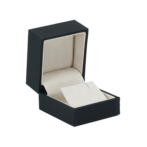 Earring Box w/ Rigid Sleeve, Serene Collection - Amber Packaging