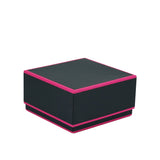 Bangle Box w/ Color Trim, Supernova Collection - Amber Packaging