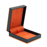 Pendant Box w/ Color Trim, Supernova Collection - Amber Packaging