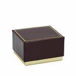 Clip Earring Box 2 PC , Persian Collection - Amber Packaging