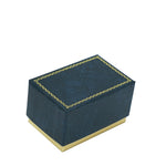 Double Ring Box 2 PC, Persian Collection - Amber Packaging