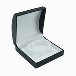Bangle Box Domed, Elegant Collection - Amber Packaging