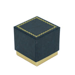Single Ring Box 2 PC, Persian Collection - Amber Packaging