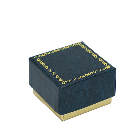 Stud Earring Box 2 PC, Persian Collection - Amber Packaging