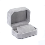 Earring/Pendant Box Octagon, Charisma Collection - Amber Packaging
